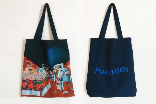 Saturn Tote Bag